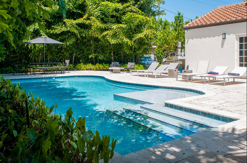 villa ines for rent south beach